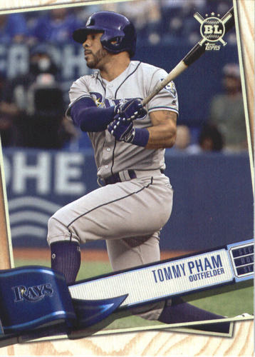 Photo of 2019 Topps Big League #203 Tommy Pham