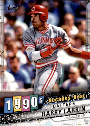 Photo of 2020 Topps Decades' Best #DB58 Barry Larkin