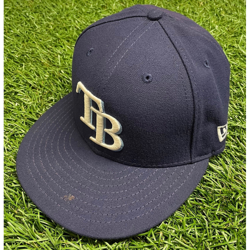 Photo of Team Issued TB Cap: Ronaldo Hernandez #55