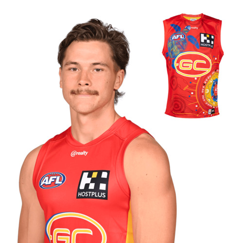 Photo of 2021 Indigenous Guernsey Ben Ainsworth