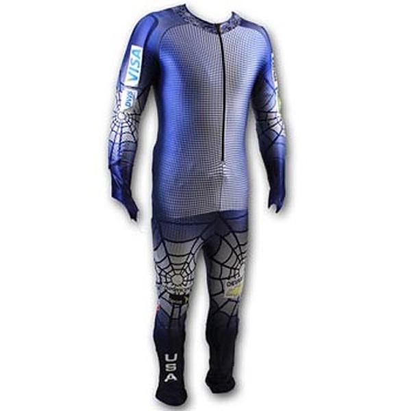 Photo of Official U.S. Ski Team Spyder Men's Slalom Race Suit (Size XL)