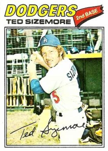 Photo of 1977 Topps #366 Ted Sizemore