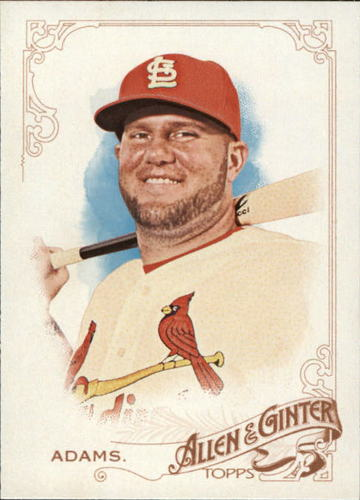 Photo of 2015 Topps Allen and Ginter #120 Matt Adams