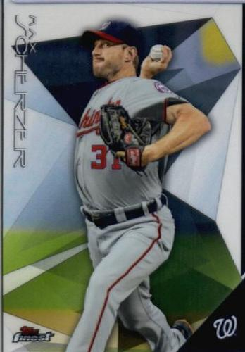 Photo of 2015 Finest #73 Max Scherzer