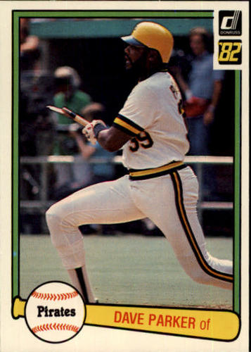 Photo of 1982 Donruss #95 Dave Parker