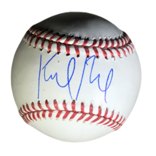 Photo of Kiebert Ruiz Authentic Autographed Baseball