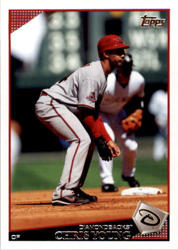Photo of 2009 Topps #335 Chris Young