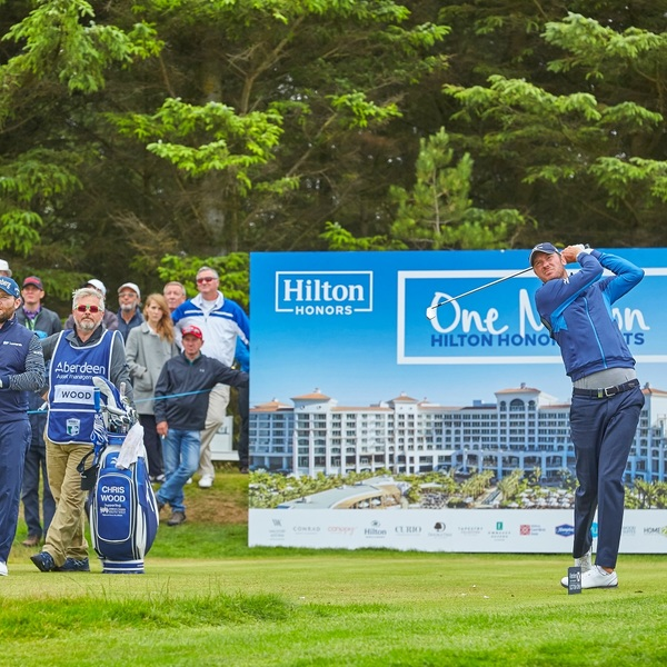 Photo of Play in the Aberdeen Standard Investments Scottish Open Pro-Am + VIP Hospitality