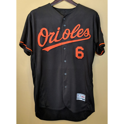 Photo of Jonathan Schoop - Friday Night Jersey: Game-Used