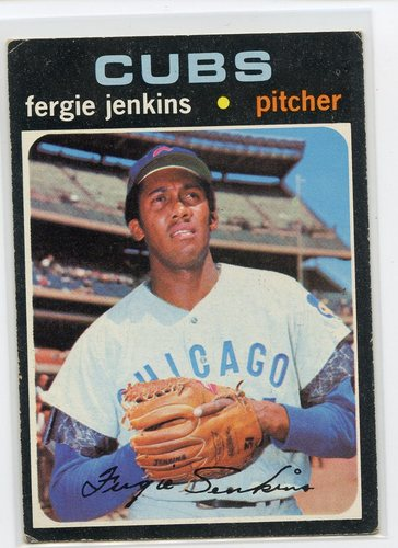 Photo of 1971 Topps #280 Ferguson Jenkins