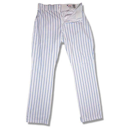 Photo of Robinson Cano #24 - Team Issued White Pinstripe Pants - 2019 Season