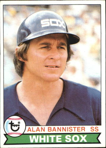 Photo of 1979 Topps #134 Alan Bannister