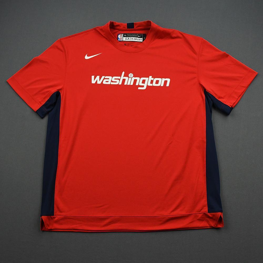 Rui Hachimura - 2020 NBA Rising Stars - Team World - Warm-up and Game-Worn Shooting Shirt