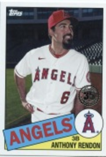 Photo of 2020 Topps '85 Topps Series 2 #85TB1 Anthony Rendon