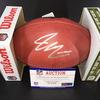 NFL - Washington Football Team Bryce Love Signed Authentic Football