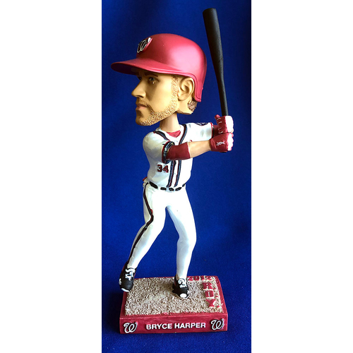 Photo of UMPS CARE AUCTION: Bryce Harper 2013 Nationals Bobblehead