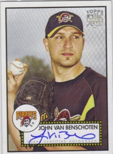 Photo of 2006 Topps 52 Signatures #JVB John Van Benschoten I