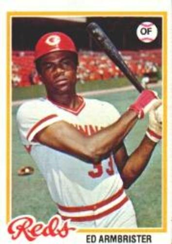 Photo of 1978 Topps #556 Ed Armbrister
