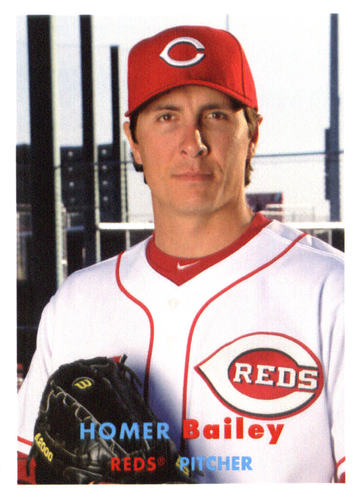Photo of 2015 Topps Archives #18 Homer Bailey