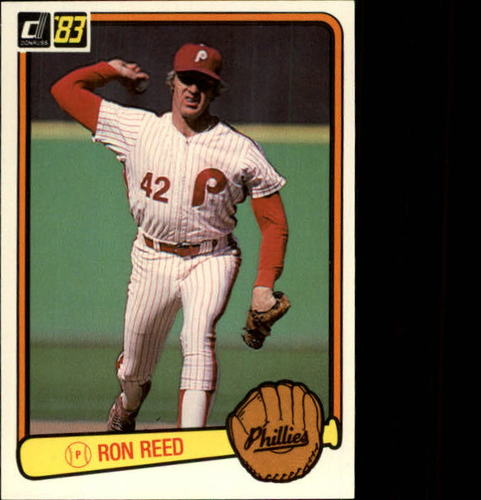 Photo of 1983 Donruss #567 Ron Reed