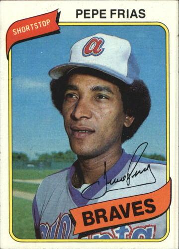 Photo of 1980 Topps #87 Pepe Frias