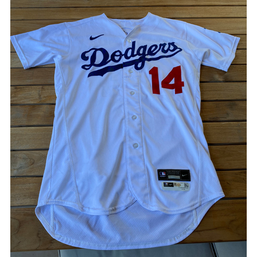 Photo of Enrique Hernandez Game-Used Jersey from the 9/25/20 Game vs. LAA - Size 42