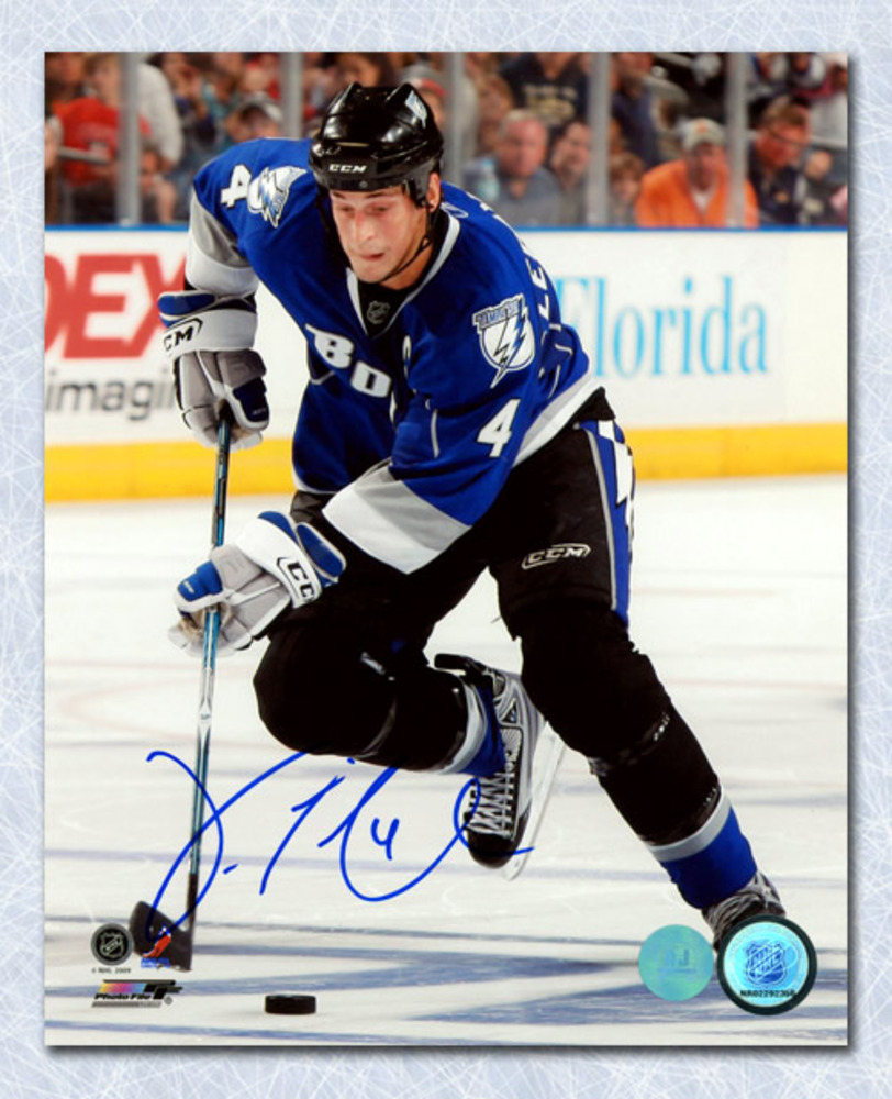 Vincent Lecavalier Tampa Bay Lightning Autographed Playmaker 8x10 Photo