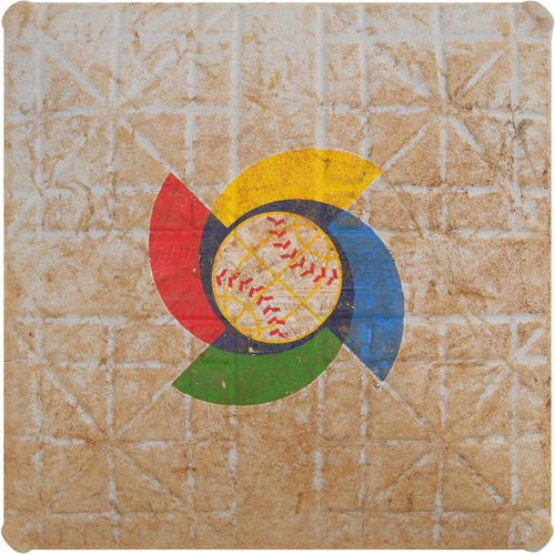 2013 World Baseball Classic: Puerto Rico vs. Venezuela - Game-Used 1st Base