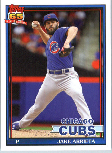 Photo of 2016 Topps Archives #234 Jake Arrieta