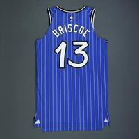 Isaiah Briscoe - Orlando Magic - Game-Worn Classic Edition 1994-98 Alternate Road Jersey - 2018-19 Season