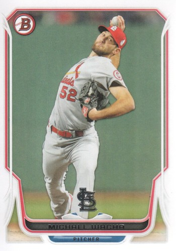 Photo of 2014 Bowman #135 Michael Wacha