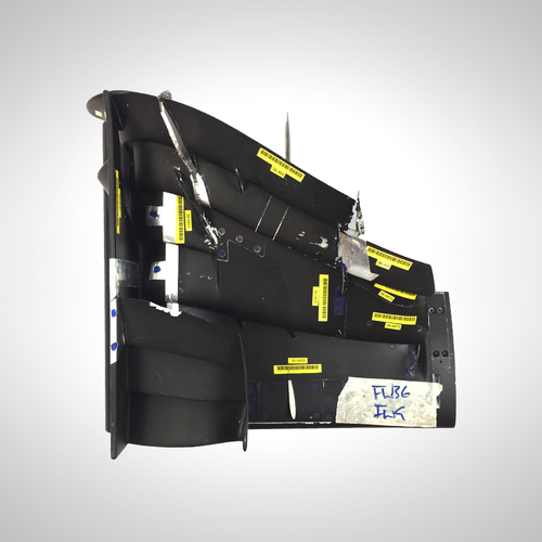 Photo of Williams F1 FW36 Wind Tunnel Front Wing