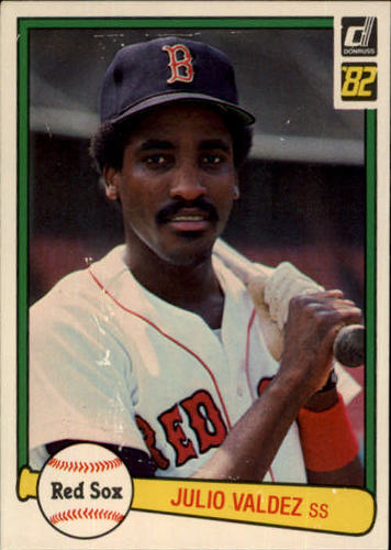 Photo of 1982 Donruss #560 Julio Valdez