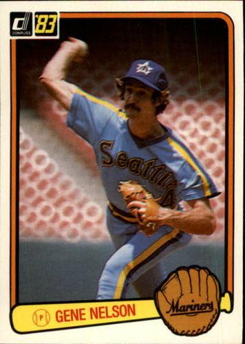 Photo of 1983 Donruss #55 Gene Nelson