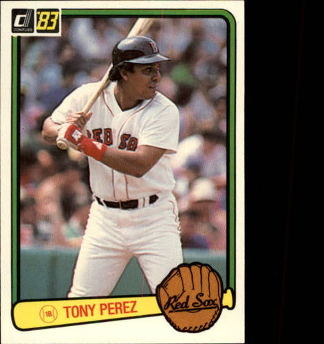 Photo of 1983 Donruss #578 Tony Perez