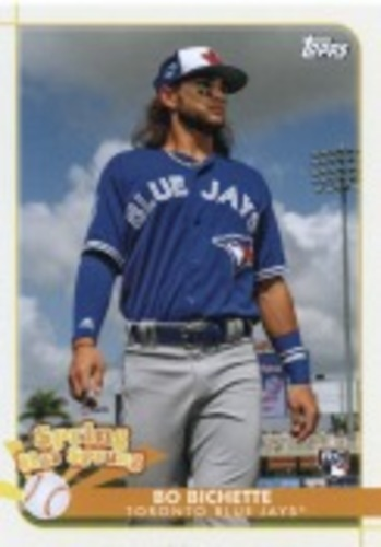 Photo of 2020 Topps Opening Day Spring Has Sprung #SHS24 Bo Bichette