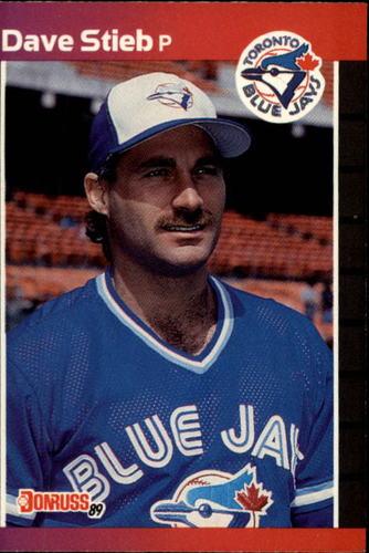 Photo of 1989 Donruss #349 Dave Stieb