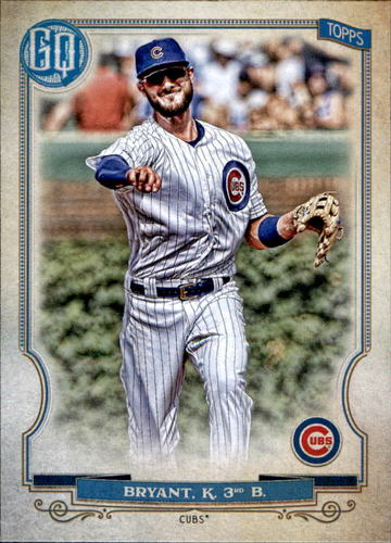 Photo of 2020 Topps Gypsy Queen #38 Kris Bryant