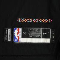 Luka Samanic - San Antonio Spurs - Kia NBA Tip-Off 2020 - Game-Worn City Edition Jersey - Dressed, Did Not Play (DNP)