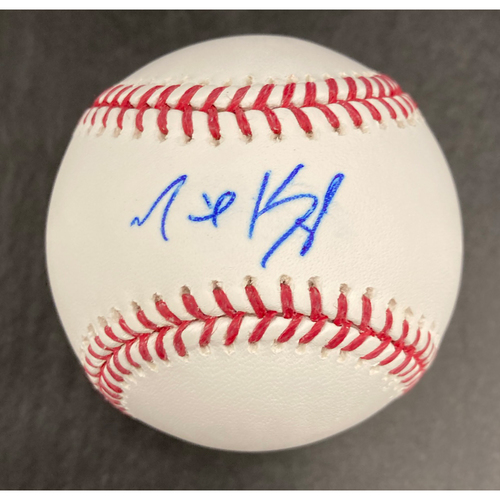 Photo of Michael Kopech Autographed Baseball