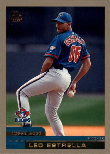 Photo of 2000 Topps Traded #T56 Leo Estrella RC