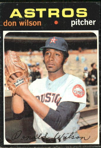 Photo of 1971 Topps #484 Don Wilson