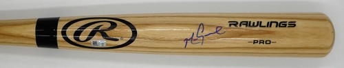 Photo of Johnny Bench Autographed Rawlings Bat