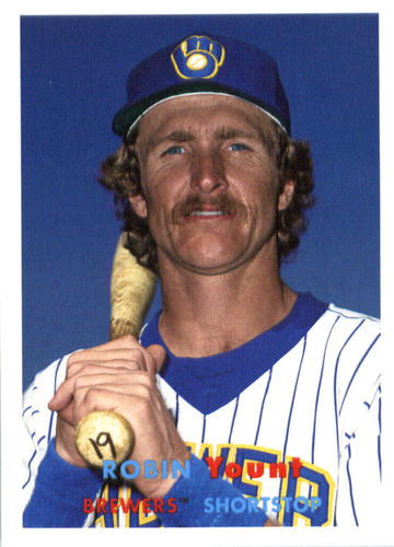 Photo of 2015 Topps Archives #32 Robin Yount