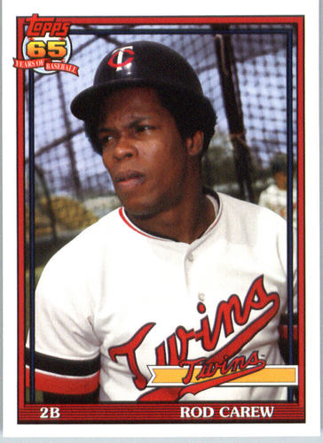 Photo of 2016 Topps Archives #238 Rod Carew