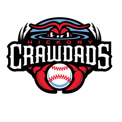 UMPS CARE AUCTION: Hickory Crawdads (Rangers A) VIP Experience with 4 Tickets