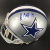 NFL - Cowboys Amari Cooper Signed Proline Helmet