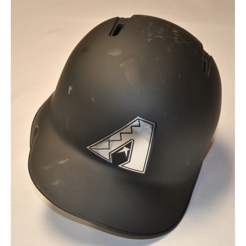 "Photo of Alex ""PARKMAN"" Avila Arizona Diamondbacks Game-Used 2019 Players' Weekend Helmet"