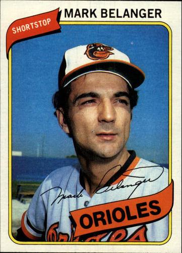 Photo of 1980 Topps #425 Mark Belanger