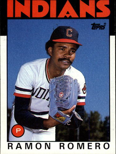 Photo of 1986 Topps #208 Ramon Romero